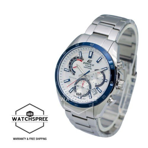保障できる 腕時計 カシオ Casio Edifice Chronograph Watch (Made in Japan) EFB510JDB-7A, popo furniture 59e78853