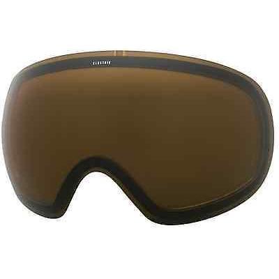 ゴーグル サングラス エレクトリック 2016 Electric EG3 Goggles Replacement Lens-Bronze-SAME DAY SHIPPING!