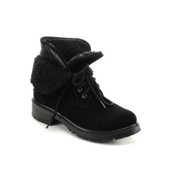 第一ネット ブーツ シューズ 靴 Combat ケープロビン ベストon レディース Treaded 靴 Sole Lace Up Up Plaid Combat アンクルブーティーs WOODY-WY-1-CR BLACK, Raffineバッグ館:610b1909 --- fresh-beauty.com.au
