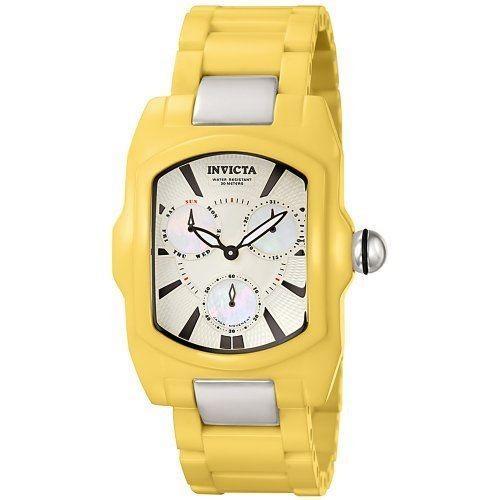 【新品】 腕時計 インヴィクタ New Invicta 6615 Invicta 6615 Ladies Lupah Watch Chronograph Watch, ハニシナグン:20a6658b --- airmodconsu.dominiotemporario.com