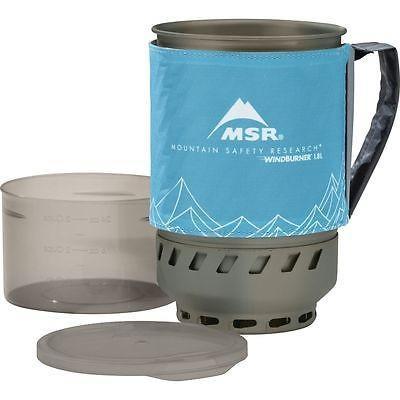 パーツ アクセサリー エムエスアール MSR WindBurner 1.8L Accessory Pot ブルー