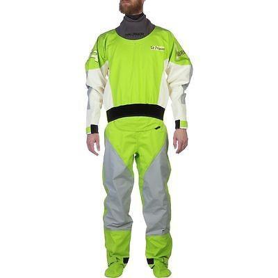 水着 Immersion Research 7Figure Drysuit メンズ ライム グリーン
