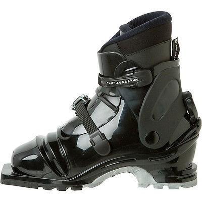 テレマークスキー スカルパ Scarpa T4 Telemark ブーツ ブラック 30.5|pandastore|05