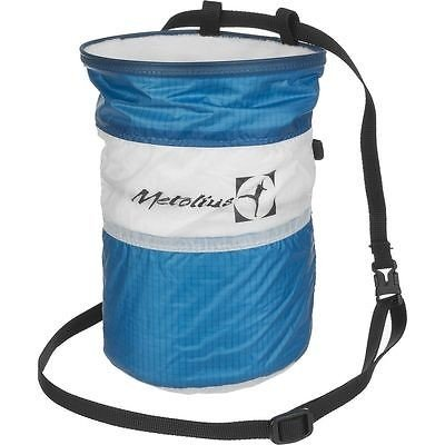 クライミングボルダリング用品 Metolius Ultraライト Cylinder Chalk バッグ Teal/ホワイト ワンサイズ