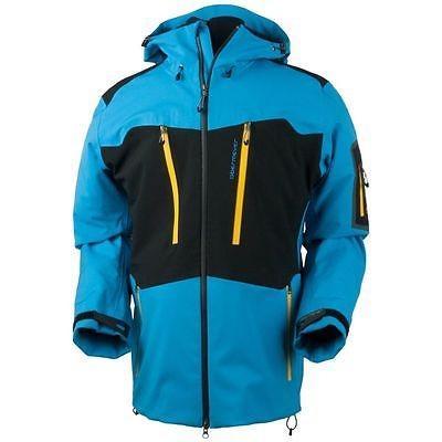 【新品、本物、当店在庫だから安心】 コート ジャケット Obermeyer Capitol Shell ジャケット メンズ ブルーbird S, ゴルフのセレクトショップ SERENO 33cbcac5