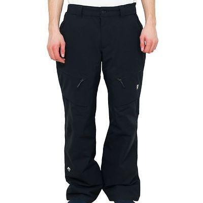 【格安saleスタート】 スノー パンツ Orage Exodus Pant メンズ ブラック L, 家具のビックスリー 16156706
