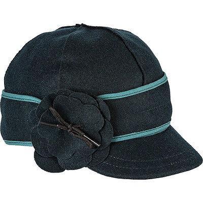 売れ筋商品 帽子 Stormy Kromer Mercantile Petal Pusher Cap レディース ブルー Spruce 6 1/2, シューマートワールド 94d3aa42