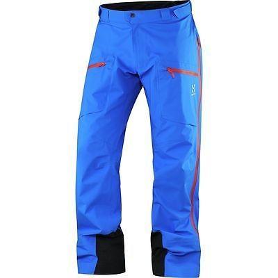 【メーカー包装済】 スノー パンツ Hagl Rando II Shell Pant メンズ Vibrant ブルー XL, ANZUDOG/あんずドッグ 63ea138b