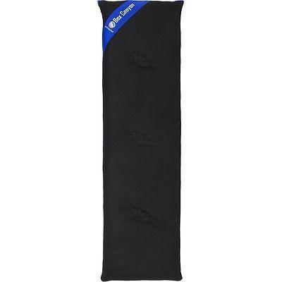 キャンプ用品 Big Agnes Box Canyon Bedroll ブルー/ブラック Wide/Long