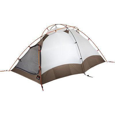 キャンプテント用品 MSR Fury Tent: 2-Person 4-Season Sunset オレンジ/グレー ワンサイズ