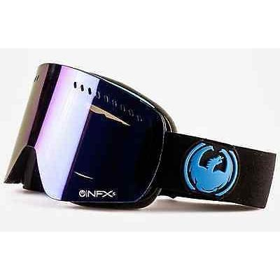 完璧 ゴーグル サングラス ドラゴン Dragon NFXS Goggles-Jet Black-Dark Smoke Blue+Bonus Lens-SAME DAY SHIPPING!, オーティン 940cfb37