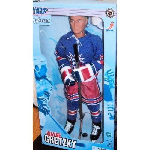 スポーツの ハスブロ Hasbro 1999 NHL Starting Lineup 12