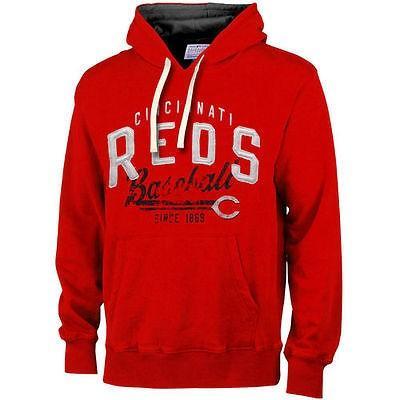 特価商品  海外バイヤーおすすめ アメリカ USA メジャー リーグ 全米 野球 メジャー MLB パーカー MLB Cincinnati レッドs レッド Field Goal Poly-スエードd フリース パーカー, 友部町:61dbf98b --- airmodconsu.dominiotemporario.com