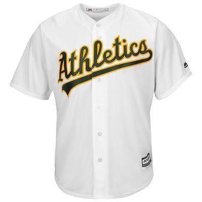 【気質アップ】 マジェスティック アメリカ USA メジャー リーグ 全米 野球 MLB Majestic Oakland アスレチックs ユース ホワイト Official Cool Base ジャージ, 麻雀用品販売まーじゃんSHOP ff8cc40f