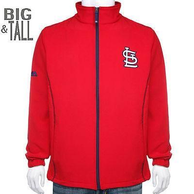 売り切れ必至! マジェスティック ビッグ アメリカ USA メジャー リーグ 野球 Apek 全米 野球 MLB Majestic St. Louis Cardinals レッド ビッグ テール Apek フルジップ ジャケット, サングラージャパン:52c391b8 --- airmodconsu.dominiotemporario.com