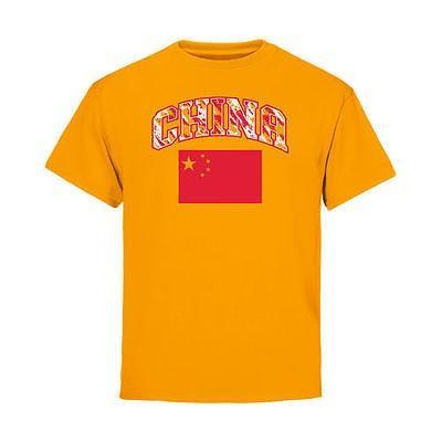 海外バイヤーおすすめ アメリカ USA カレッジ 全米 リーグ バスケットボール NBA China ユース ゴールド True カラー Tシャツ