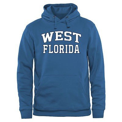 ファナティックス ブランディッド カレッジ 大学 スポーツ NCAA アメリカ USA 全米 West Florida Argonauts ブルー Everyday プルオーバーパーカー