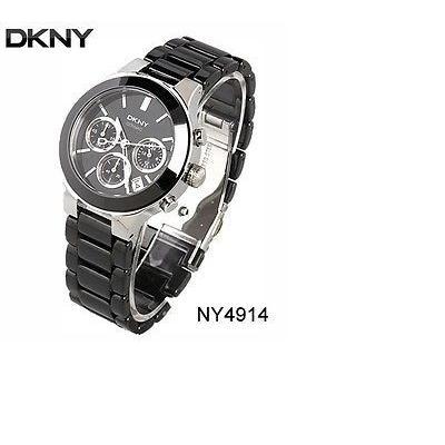 高品質の人気 腕時計 腕時計 ディーケーエヌワイ DKNY ブラック セクシー レディース 腕時計 ラグジュアリー SMOKE ブラック セラミック コレクション 腕時計 NY4914, きくぱんベーグル:62c3bf05 --- airmodconsu.dominiotemporario.com