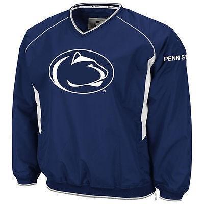 コロシアム カレッジ 大学 スポーツ NCAA アメリカ USA 全米 Penn State Nittany ライオンズ Hardball II プルオーバージャケット - ネイビー ブルー