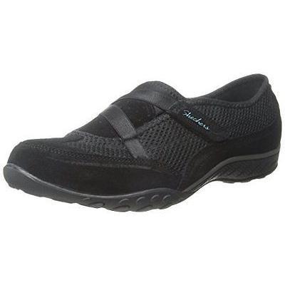 注文割引 アスレチック スケッチャーズ Skechers 22494 スポーツ レディース Breathe Easy Two Of A Kind Walking シューズ Black, 自然食品専門店くるみや 6f0d58be