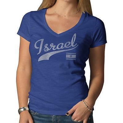 スポーツ ファン ウェア レプリカ ユニフォーム 応援 野球 MLB フォーティーセブンブランド '47 Israel Woメンズ 青 Country Scrum T Shirt