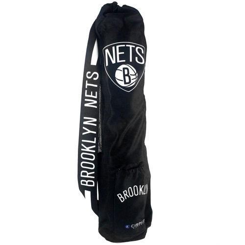 バスケットボール NBA メジャー USA 全米 アメリカ 海外セレクトブランド Brooklyn Nets ブラック Yoga バッグ