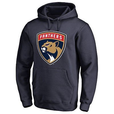 数量限定価格!! ホッケー USA 全米 全米 アメリカ メジャー メジャー NHL Logo ファナティックス ブランデッド Florida Panthers ネイビー New Logo プルオーバーパーカー, 平館村:cfc44ba7 --- airmodconsu.dominiotemporario.com