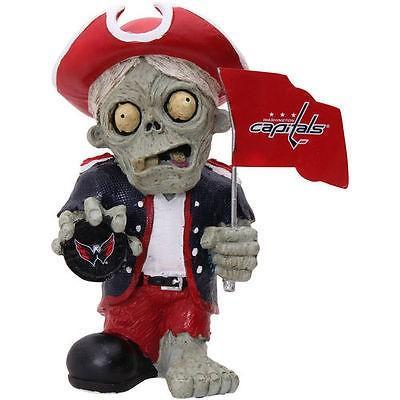 ホッケー NHL USA アメリカ Washington Capitals Thematic Zombie Figurine Gnome