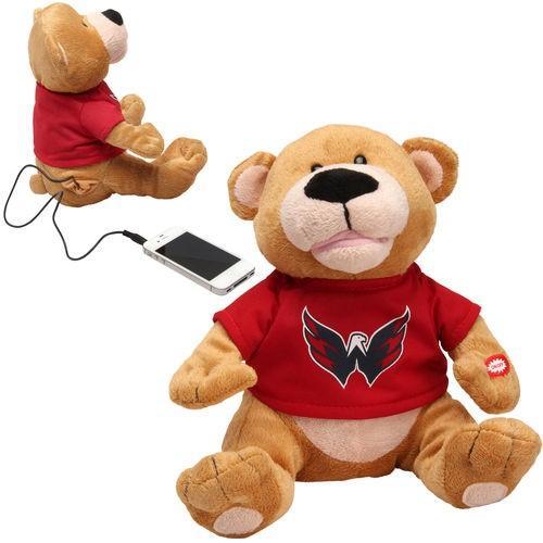 スポーツ ファン ウェア レプリカ ユニフォーム 応援 ホッケー NHL フォーエバーグッズ Washington Capitals Party Bear