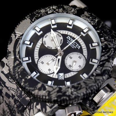 激安直営店 腕時計 インヴィクタ Invicta Coalition Forces Hydroplated Graffiti Gray Steel Chrono 51mm Watch New, Aile Stat 7e884f1c