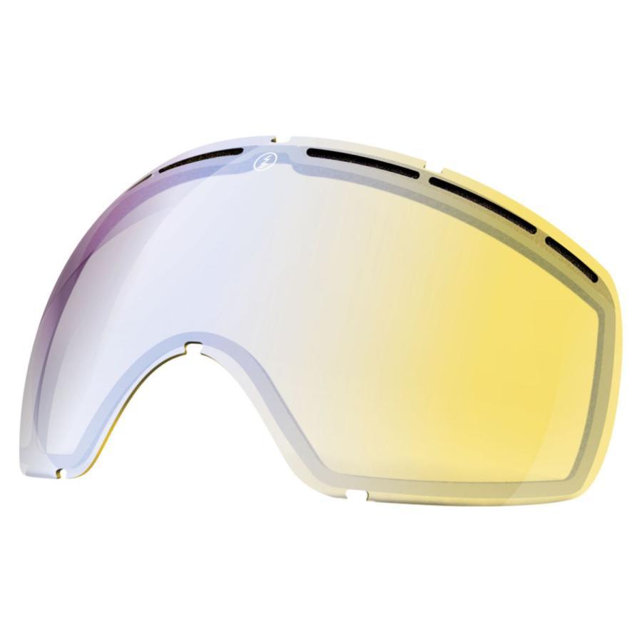 ゴーグル サングラス Electric EG2.5 Replaceメンズt Goggle Lens スキー スノーボード黄/青 Chrome