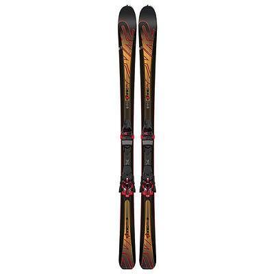 スキー K2 Ikonic 80 Skis ウイズ Marker M3 12 TC ビンディング (184) メンズ ユニセックス All Mountain F