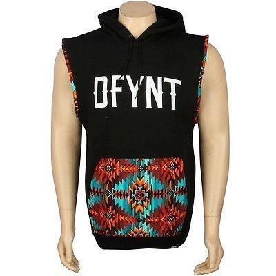大人気定番商品 アスレチック ウェア Vest Defyant Defyant Defyant Aztec Hood Vest (ブラック) (ブラック) AZTECHDVESTBLK, ルノールリヴィエール:4fc885f3 --- airmodconsu.dominiotemporario.com