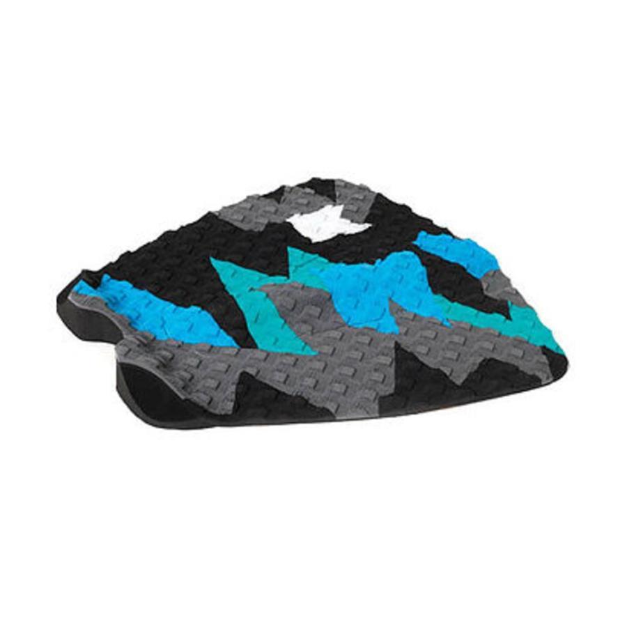 【驚きの値段で】 サーフフィンアクセサリー Modom Modom Grip Kalani David Deck Tail Pad (マルチ/ブルー) メンズ ユニセックス Tail Traction Grip Deck, セヤク:752c38de --- airmodconsu.dominiotemporario.com