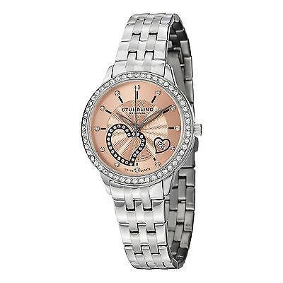 高い品質 ストゥーリングオリジナル腕時計Stuhrling Original レディース 739.03 Amour Aphrodite ステンレス スチール クォーツ 腕時計, BRAND UP ブランド古着の買取販売 9754c92d