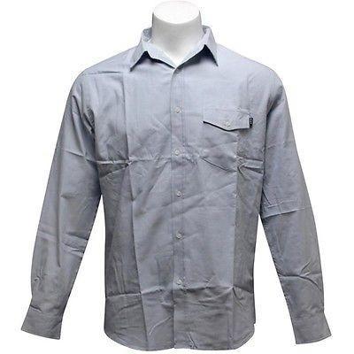 【当店一番人気】 アスレチック HUFBU03PKXPDB ウェアハフHUF Pocket オックスフォード Woven Shirt (powder Pocket ブルー) Woven HUFBU03PKXPDB, 南濃町:0413b0f6 --- airmodconsu.dominiotemporario.com