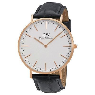 ダニエルウェリントン 腕時計 Daniel Wellington クラシック Reading ホワイト ダイヤル メンズ 腕時計 0114DW|pandastore