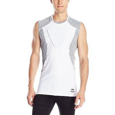 アスレチック ウェア マクダビッド MCDAVID HEX Sternum Shirt Chest Guard Protector Football 7610T & 7610YT