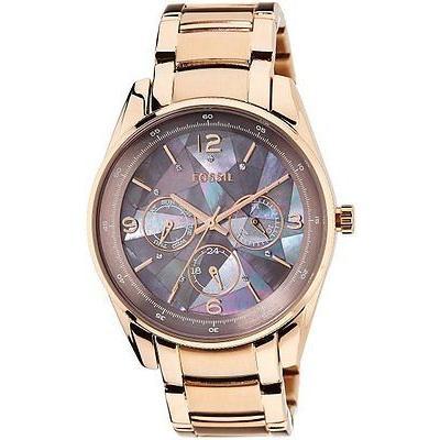 65%OFF【送料無料】 腕時計 フォッシル FOSSIL レディース MOSAICO ローズ ゴールド エディション 腕時計 BQ1681, 書道用品の筆匠庵 250fb372