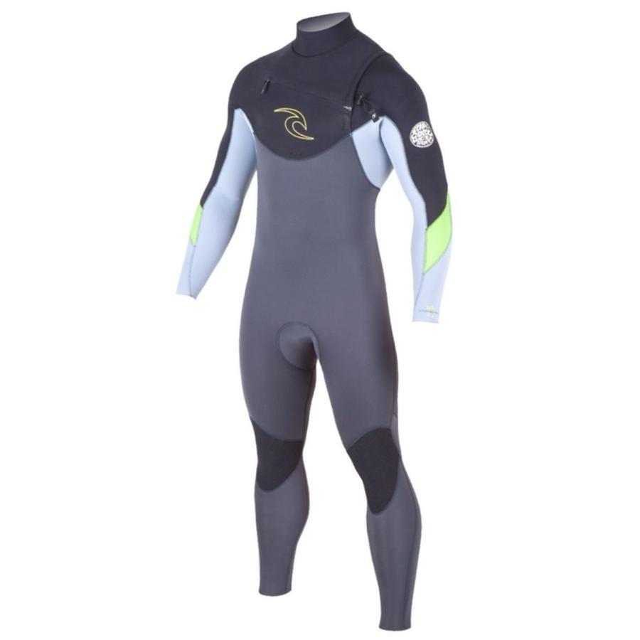 セットアップ ウェットスーツ ドライスーツ Rip Curl Dawn Patrol 4/3 GB CZ Wetsuit メンズ ユニセックス サーフィン ウォータースポーツ サーフ WindGrey, クラウドモーダ 1b8c6c38