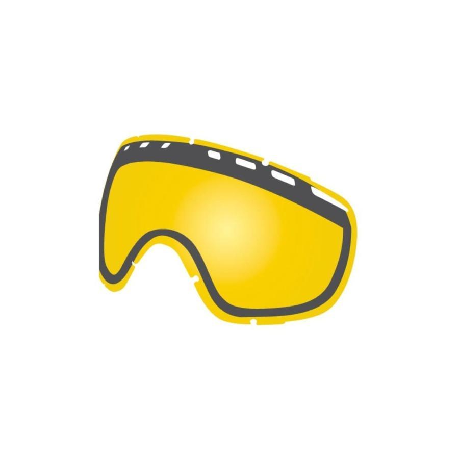ゴーグル サングラス ドラゴン Rogue Replaceメンズt Goggle Lens スキー スノーボード 2015黄