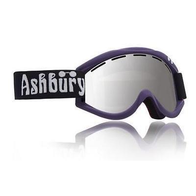 安い購入 ゴーグル サングラス アシュベリー Ashbury Kaleidoscope パープル スノー ゴーグル スキー スノーボード ボーナスレンズ, JACKPARTS 1deec2a3