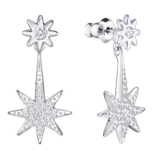 【好評にて期間延長】 イヤリング Earring スワロフスキー Swarovski Fizzy Pierced Earring Jackets, Star-shaped Swarovski Fizzy Crystal Authentic 5230287, ベルクロッシュ キッド:680c70a7 --- airmodconsu.dominiotemporario.com