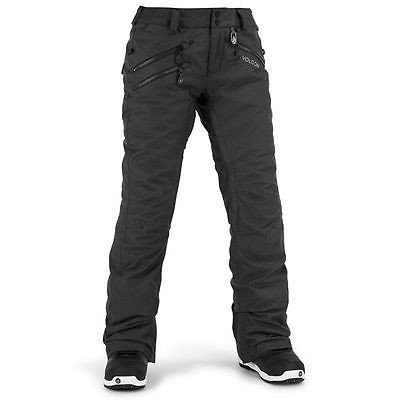 魅力の ボトムス Volcom Saint Volcom Insulated レディース パンツ Trousers スノーボード (ブラック, XS) Trousers スキー スノーボード Salopett, ブランド古着 フルフルマーケット:1392d119 --- airmodconsu.dominiotemporario.com