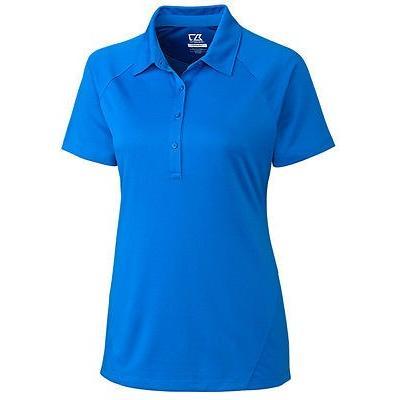 シャツ トップス セーター カッターアンドバック Cutter Buck Drytech S/S Lacey Polo デジタル ブルー X-ラージ ゴルフ shirt