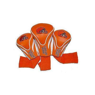 クラブ ヘッド カバー ジェイアンドエムゴルフ 3-Pack Head Covers-Nfl Teams Cleveland ゴルフ headcovers