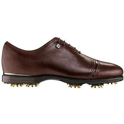 品質のいい ゴルフ シューズ フットジョイ Footjoy Icon ブラック ゴルフ シューズ ブラウン 10.5 Wide- Closeout 52068 -メンズ ゴルフ シューズ, レナウンインクスショップ 87272835