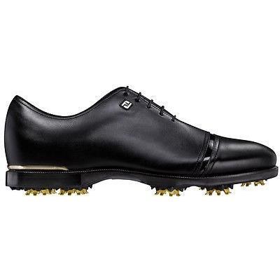 高品質 ゴルフ シューズ フットジョイ Footjoy Icon ブラック ゴルフ シューズ ブラック 7.5 ミディアム- Closeout 52043 -メンズ ゴルフ シューズ, 風景カレンダーの写真工房ストア efb04886