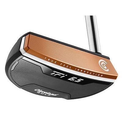 """距離計 距離計 距離計 スコープ クリーブランド Cleveland Tfi 2135 6.5 Putter 34"""" Right Hand-ゴルフ putter 5df"""