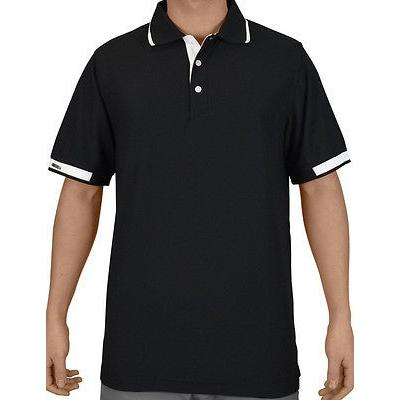 シャツ トップス セーター 海外セレクション Aur Coaldale Polo ブラック ミディアム メンズ ゴルフ shirt